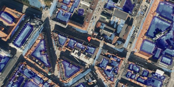 Ekstrem regn på Gothersgade 35, 3. , 1123 København K