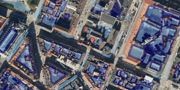 Ekstrem regn på Gothersgade 36, 5. , 1123 København K