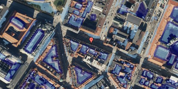 Ekstrem regn på Gothersgade 39, 5. , 1123 København K