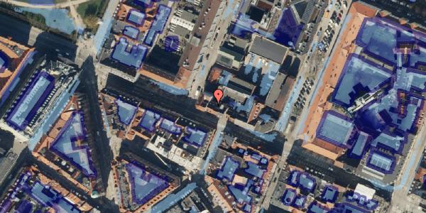 Ekstrem regn på Gothersgade 40, st. , 1123 København K