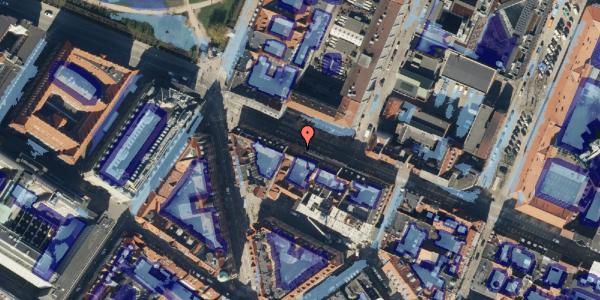 Ekstrem regn på Gothersgade 41, 2. th, 1123 København K