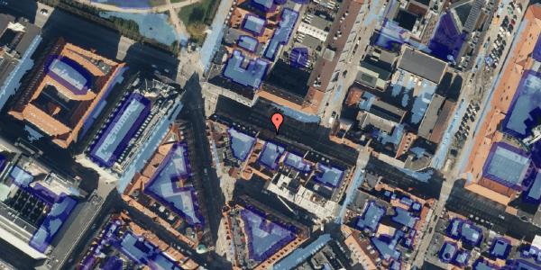 Ekstrem regn på Gothersgade 41, 4. , 1123 København K