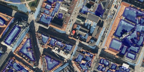 Ekstrem regn på Gothersgade 42, 1. , 1123 København K