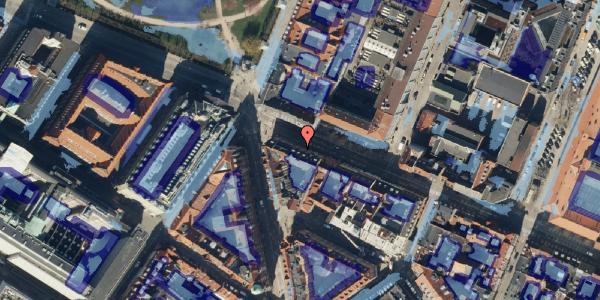 Ekstrem regn på Gothersgade 45, st. th, 1123 København K