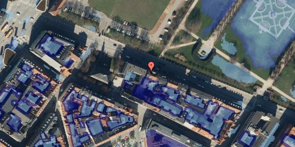 Ekstrem regn på Gothersgade 107, st. 1, 1123 København K