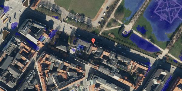 Ekstrem regn på Gothersgade 107, 1. tv, 1123 København K