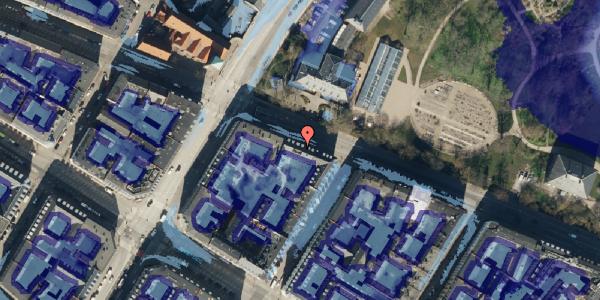 Ekstrem regn på Gothersgade 147, 5. th, 1123 København K