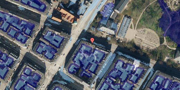 Ekstrem regn på Gothersgade 151, kl. tv, 1123 København K