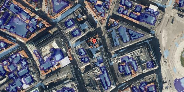 Ekstrem regn på Grønnegade 12A, 1. , 1107 København K