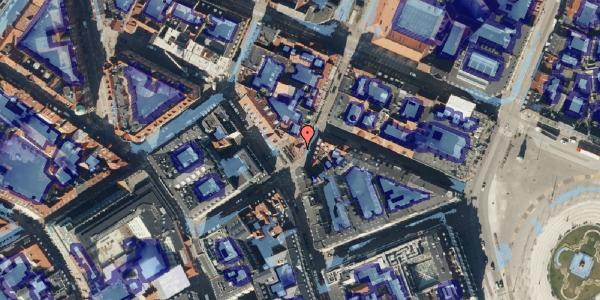 Ekstrem regn på Grønnegade 27, 1. , 1107 København K