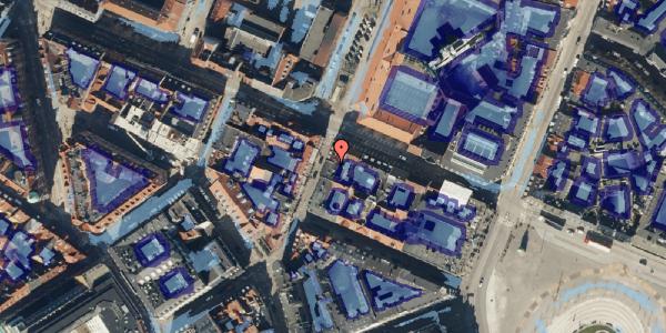 Ekstrem regn på Grønnegade 38C, 4. , 1107 København K