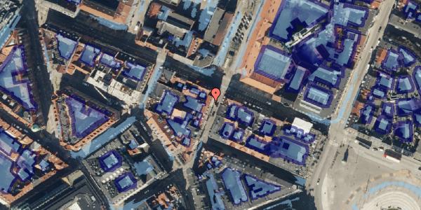 Ekstrem regn på Grønnegade 43, 1. , 1107 København K