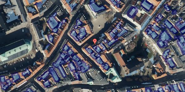 Ekstrem regn på Gråbrødretorv 19, 3. , 1154 København K