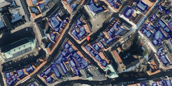 Ekstrem regn på Gråbrødretorv 21, 3. , 1154 København K