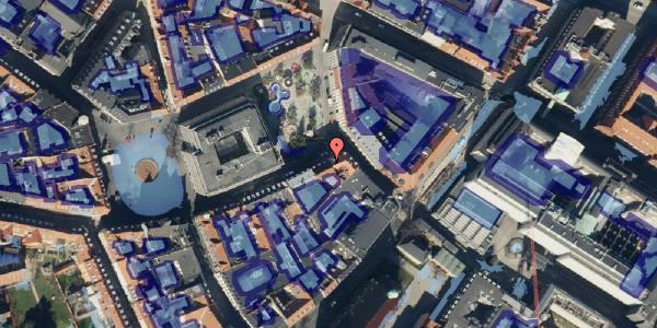 Ekstrem regn på Hauser Plads 14, kl. , 1127 København K