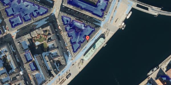 Ekstrem regn på Havnegade 47, 1. th, 1058 København K