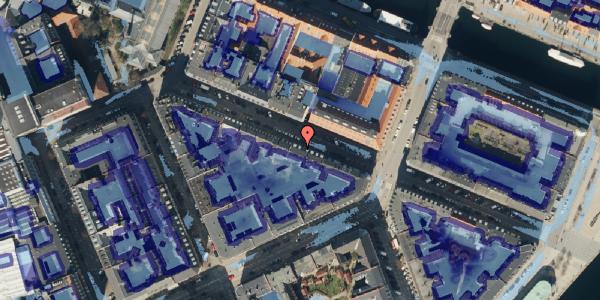 Ekstrem regn på Herluf Trolles Gade 16, 5. th, 1052 København K