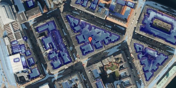 Ekstrem regn på Holbergsgade 13A, st. , 1057 København K