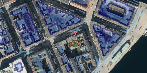 Ekstrem regn på Holbergsgade 20, 3. tv, 1057 København K
