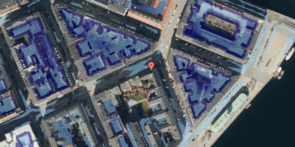 Ekstrem regn på Holbergsgade 22, 2. th, 1057 København K
