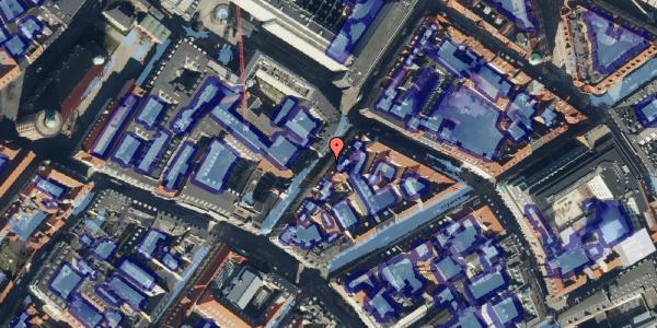 Ekstrem regn på Klareboderne 14, 4. , 1115 København K