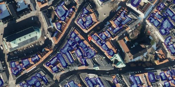 Ekstrem regn på Klosterstræde 19, 3. , 1157 København K