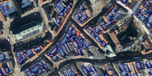 Ekstrem regn på Klosterstræde 21A, 4. , 1157 København K