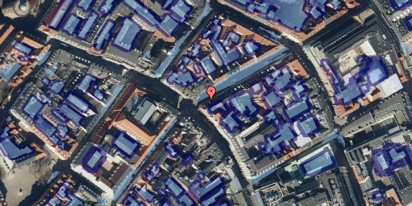 Ekstrem regn på Kronprinsensgade 2, st. , 1114 København K