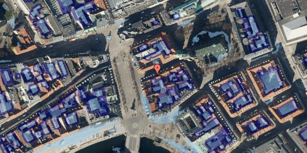 Ekstrem regn på Lille Kirkestræde 5, 1. , 1072 København K
