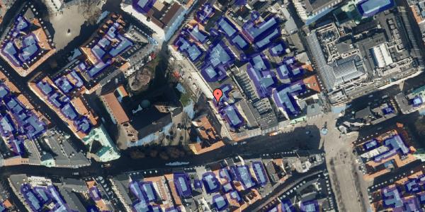 Ekstrem regn på Niels Hemmingsens Gade 6, kl. , 1153 København K