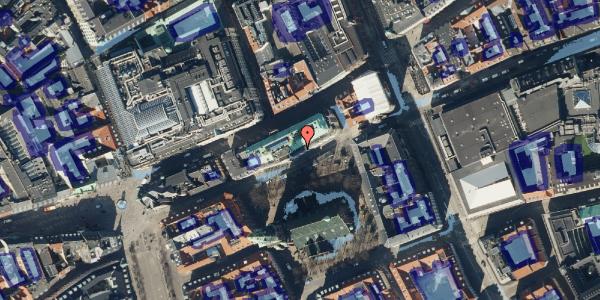 Ekstrem regn på Nikolaj Plads 6, 2. , 1067 København K