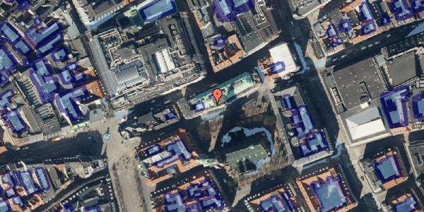 Ekstrem regn på Nikolaj Plads 8, 5. , 1067 København K