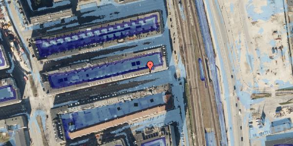 Ekstrem regn på Nordre Frihavnsgade 99, 4. th, 2100 København Ø