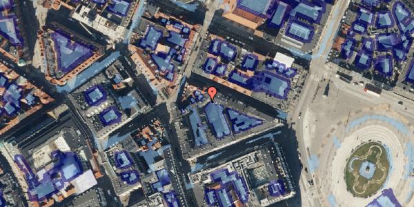 Ekstrem regn på Ny Adelgade 5A, 3. th, 1104 København K