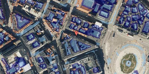 Ekstrem regn på Ny Adelgade 5, 3. th, 1104 København K