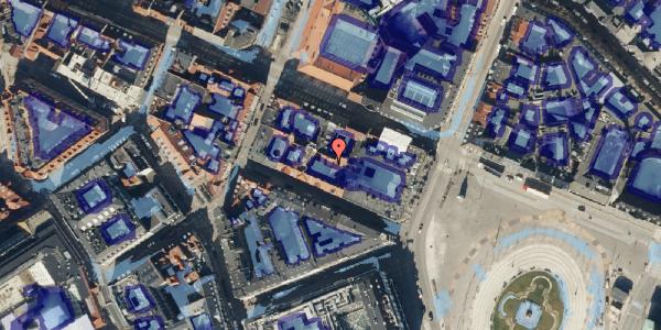 Ekstrem regn på Ny Adelgade 6A, 1. , 1104 København K