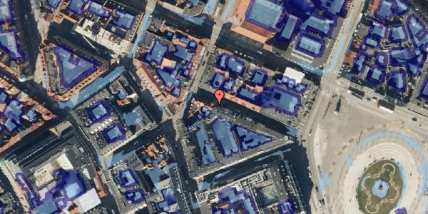 Ekstrem regn på Ny Adelgade 7, 1. , 1104 København K