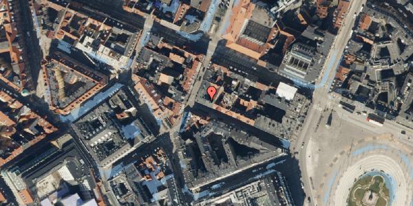 Ekstrem regn på Ny Adelgade 12, st. 3, 1104 København K
