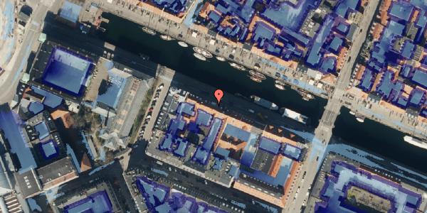Ekstrem regn på Nyhavn 10, 1. , 1051 København K