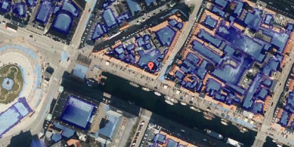 Ekstrem regn på Nyhavn 15, 2. , 1051 København K