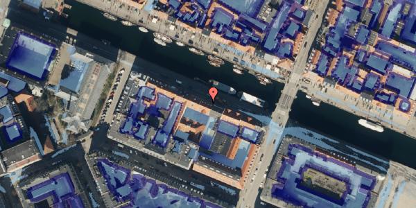 Ekstrem regn på Nyhavn 16, 2. , 1051 København K