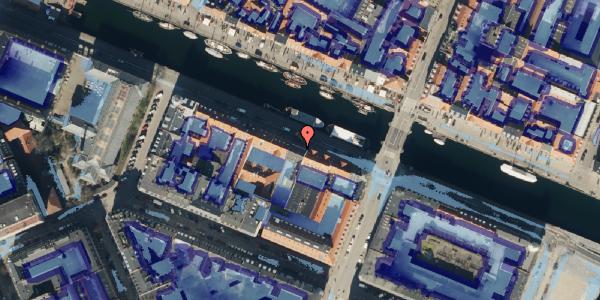 Ekstrem regn på Nyhavn 18, 1. , 1051 København K