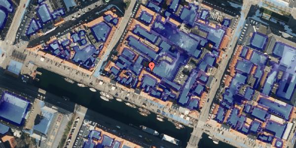 Ekstrem regn på Nyhavn 31C, kl. , 1051 København K