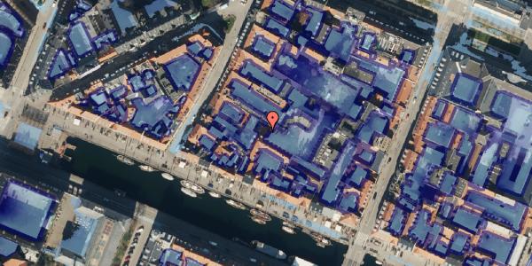 Ekstrem regn på Nyhavn 31D, st. , 1051 København K