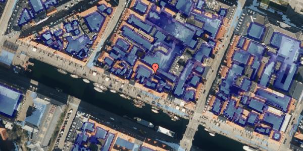 Ekstrem regn på Nyhavn 31K, 3. , 1051 København K