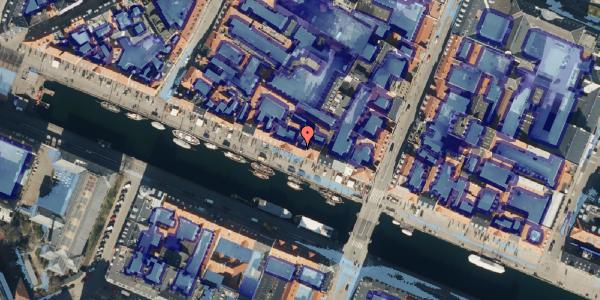 Ekstrem regn på Nyhavn 39, 1. , 1051 København K