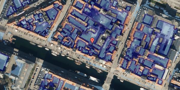 Ekstrem regn på Nyhavn 43D, st. , 1051 København K