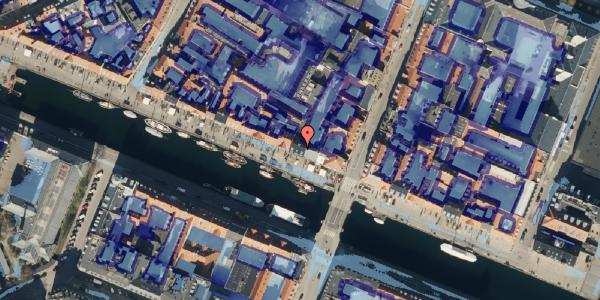 Ekstrem regn på Nyhavn 43, 3. , 1051 København K