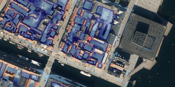 Ekstrem regn på Nyhavn 63C, 2. 12, 1051 København K