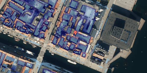 Ekstrem regn på Nyhavn 63C, 2. 13, 1051 København K